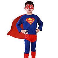 Новогодний костюм Супермена на мальчика