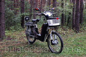 Электровелосипед Заря Силач (колеса R24)