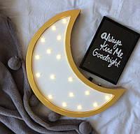 "LED светильник ""Луна"""