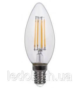 Филаментная светодиодная лампа Luxel 071-H 4W E14