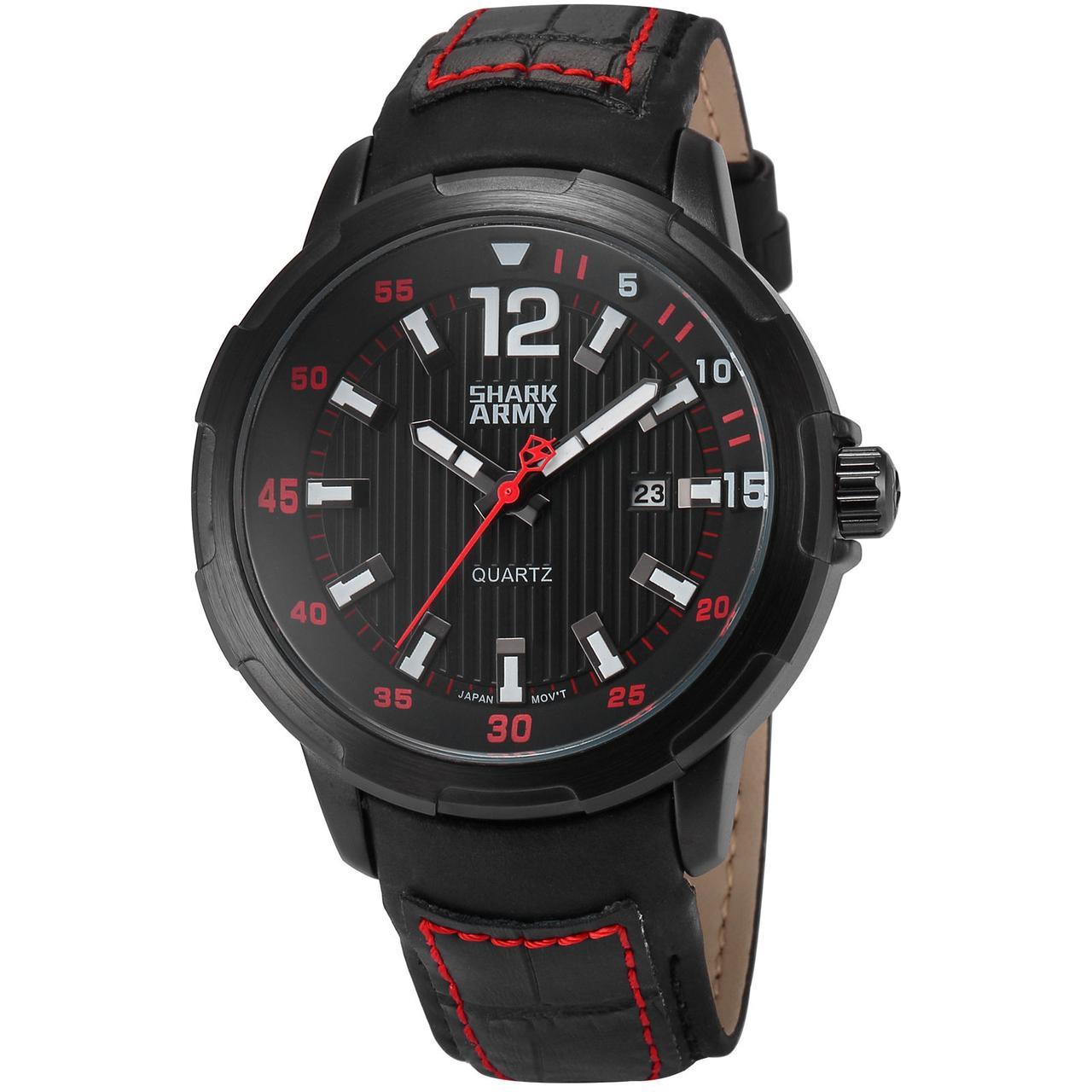 Часы мужские наручные SHARK ARMY Military Watch