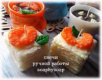 """Сеча """"Наполеон с мандаринкой"""", фото 1"""