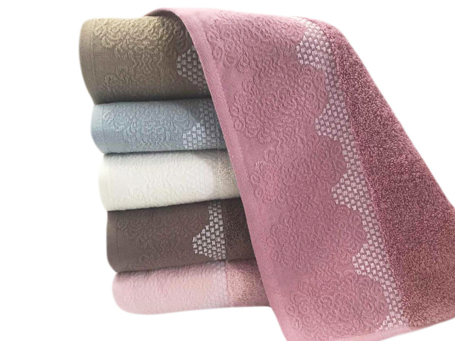 Банные махровые полотенца Sweet Dreams 70x140 (6-шт) № 61371