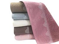 Банные махровые полотенца Sweet Dreams 70x140 (6-шт) № 61371, фото 1