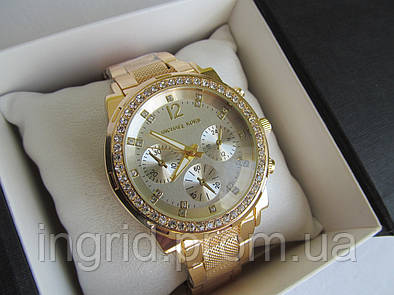Часы МК-075 наручные женские с камнями