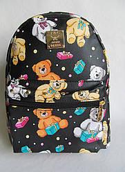 Рюкзак женский Мишки
