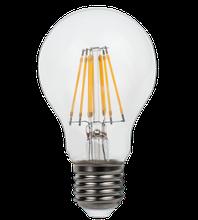 Филаментная светодиодная лампа Luxel 072-H A60 7W E27