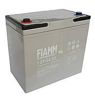 Аккумулятор Fiamm 12FGL55 - 55 Ач