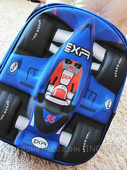 Школьный рюкзак 3d Гонка
