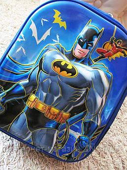 Школьный рюкзак 3d Бэтмен