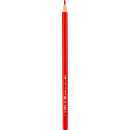 """Олівець """"Kite"""" кольоровий червоний K17-1051-06, фото 2"""