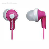 Panasonic RP-HJE118GU-P pink
