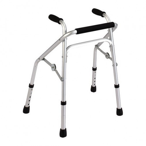 Ходунки шагающие Heaco-PR-444 складные медицинские для инвалидов, взрослых (пожилых)