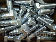 Болт М10 DIN 933 прочностью 8.8