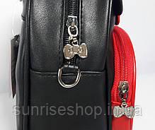 "Рюкзак- сумка детский ""Минни"" для девочки , фото 3"