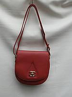 Клатч женский стильный в красном цвете ZL108(L&L)