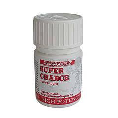 Препарат для потенции Super Chance® 10 капсул