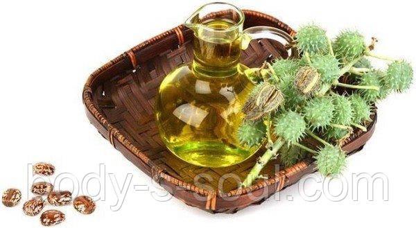 Олія рицинова, рафінована