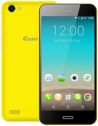 "Gretel A7 yellow 1/16 Gb, 4.7"", MT6580, 3G"