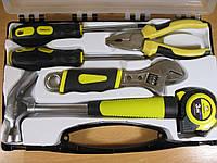 Набор ручных инструментов Сталь 7 шт (арт. 40014)