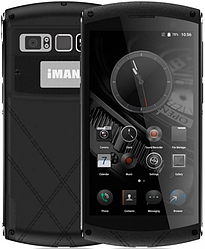 "IMAN Victor black IP67 4/64 Gb, 5"", MT6755, 3G, 4G"