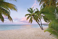Фотообои фотошпалери Komar XXL4-528 Paradise Morning Райское утро National Geographic 368х248 флизелиновые