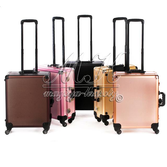 ... кейсов с вынимающимся внутренним блоком. Такой чемоданчик можно  использовать не только для косметики 796b768b8a5c2