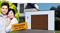 Гаражные ворота Hormann RenoMatic Light 2017. АКЦИЯ!!!