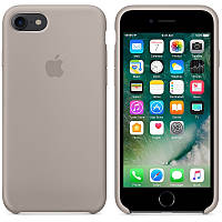 Apple iPhone 7 Silicone Case - Pebble (MQ0L2)
