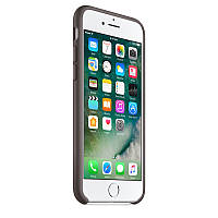Apple iPhone 7 Silicone Case - Cocoa MMX22
