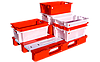 Ящик пластиковый 600х400х220, Италия