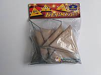 Петарды бермуды. Мощные треугольники.