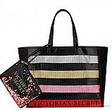 Модная сумка в пайетки Victoria's Secret, фото 2