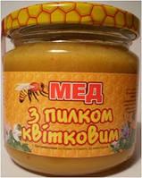 Цветочная пыльца с медом 230грамм