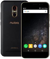 """ZTE Nubia N1 Lite black 2/16 Gb, 5.5"""", MT6737, 3G, 4G"""