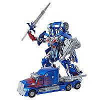 Трансформер Оптимус Прайм Последний рыцарь Transformers Premier Edition Leader Class Optimus Prime