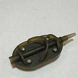 Кормушка Метод ARC Flat 80 грамм, фото 3
