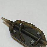 Коропова годівниця Метод ARC Flat 90 грам, фото 3