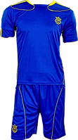 Форма футбольная Украина  (XS-S-M-L-XL) синяя NEW!, фото 1