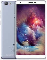 "Uhans S3 gray 1/16 Gb, 6"", MT6580, 3G"
