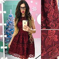 Пышное вечернее платье расцветки BER-002.1712.126(1)