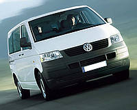 Реснички на фары Volkswagen T5 (2003+)