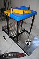 Автоматична платформа для столу по армрестлінгу, армреслінгу