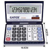 Калькулятор Eates CX-2400 со складной конструкцией