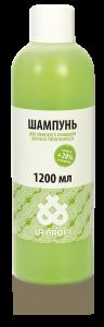 Шампунь для глубокого очищения волос всех типов 1200 мл
