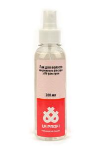 Лак для волос Сверхсильной фиксации с UV-фильтром 200 мл