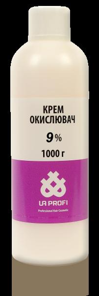 Крем-окислитель ОХY линии «Master LUX» 9% 1л