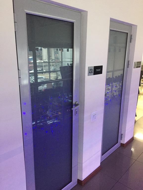 Двери одностворчатые холодные Kurtoglu C 40