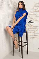 Вечернее платье с рюшами тв-11027-4