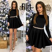Коктейльное платье мини тв-12004-3, фото 1